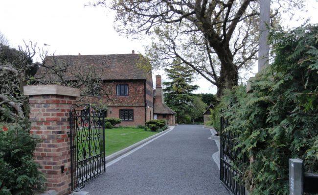 Otford Kent Driveway